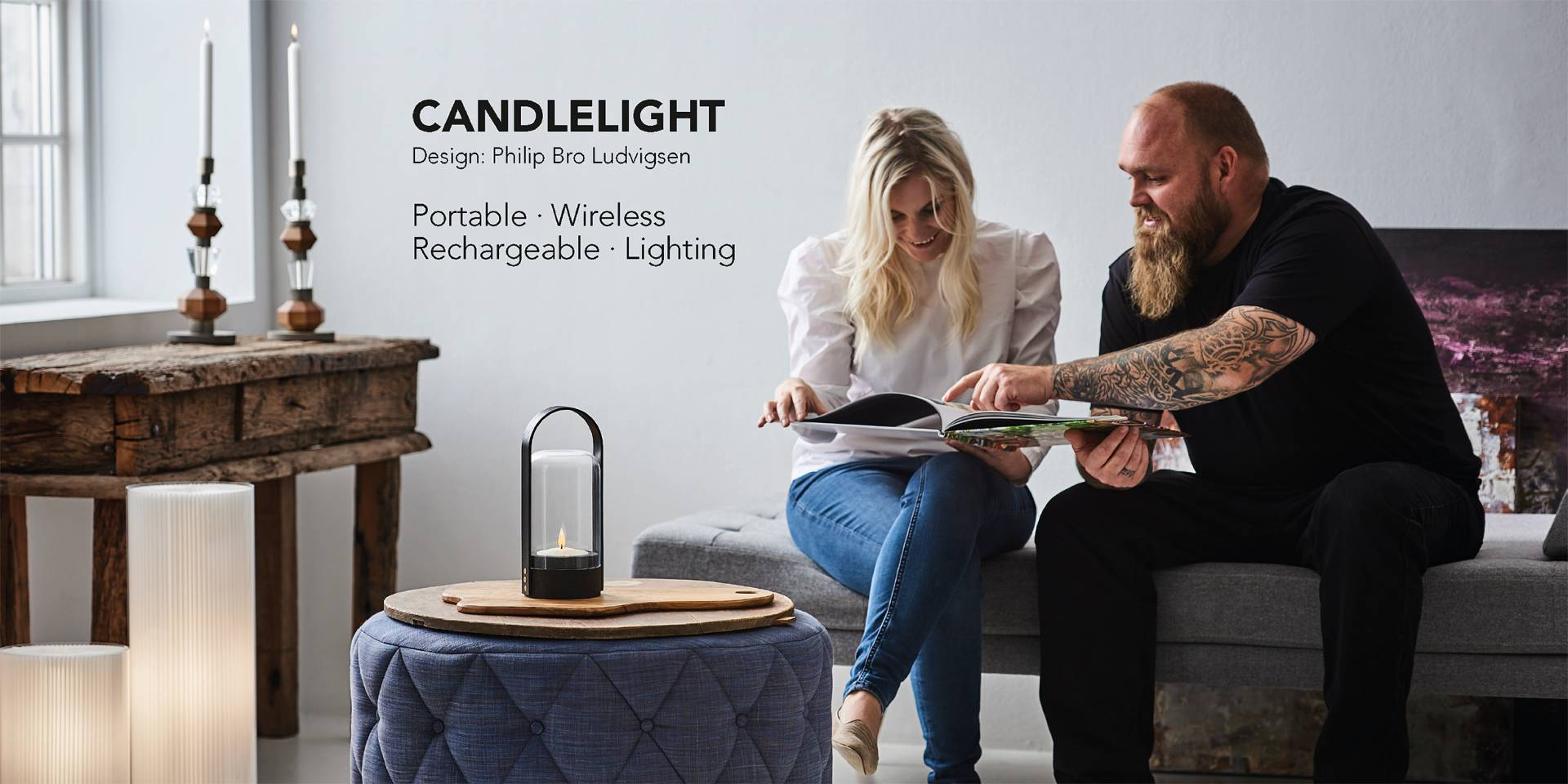 Introducing: CANDLELIGHT