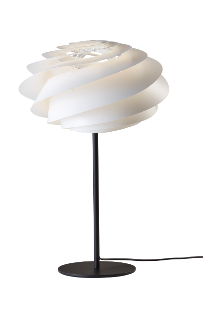 Le Klint Model 331t Is A Stylish Table Lamp From Swirl Series