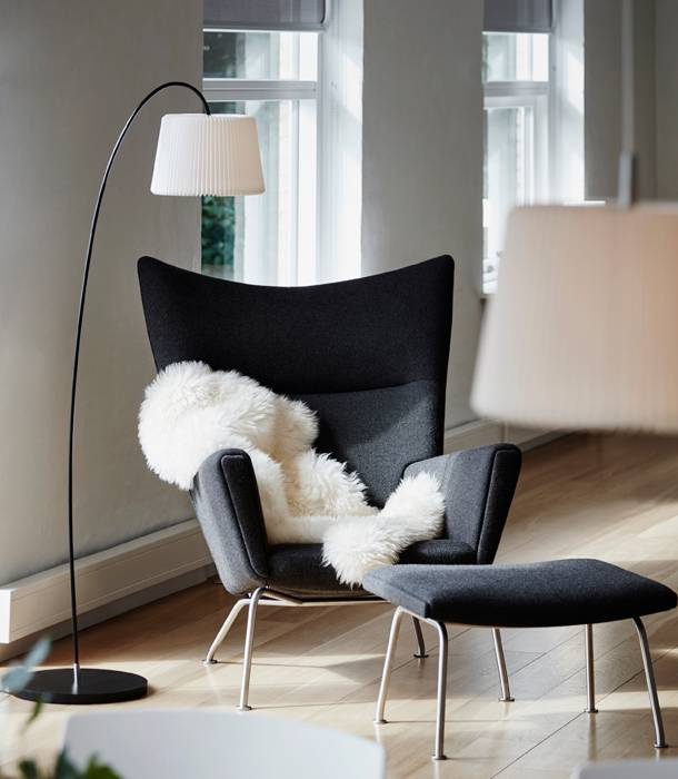 SNOWDROP 320 Floor Lamp