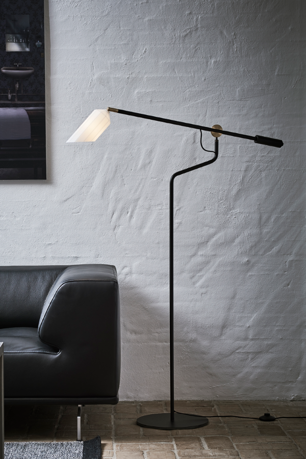 PLIVERRE Floor Lamp