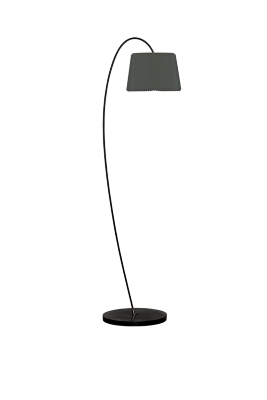 SNOWDROP 320 Floor Lamp Anthracite