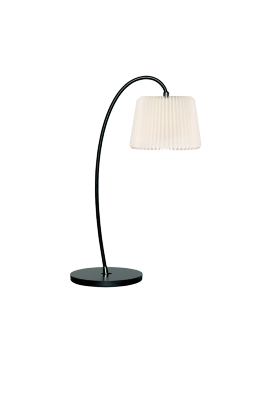 SNOWDROP 320 Table lamp Silk White