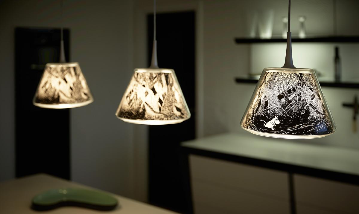 Le Klint Lampe Undercover