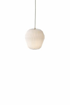 THE BOUQUET Medium single pendant with paper shade
