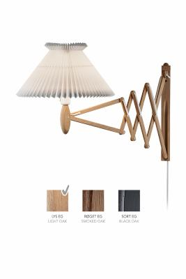 LE KLINT SAX 234 - 6/21 - Light oak with standard shade