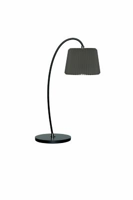 SNOWDROP 320 Table Lamp Anthracite