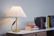 TABLE / WALL LAMP MODEL 306 BRASS