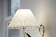 Wall- Table Lamp  Model 306, Brass