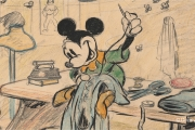 LE KLINT - Main sponsor of the exhibition Disney's Art of Storytelling