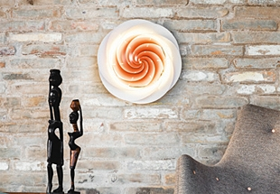 How is a SWIRL lamp created ?